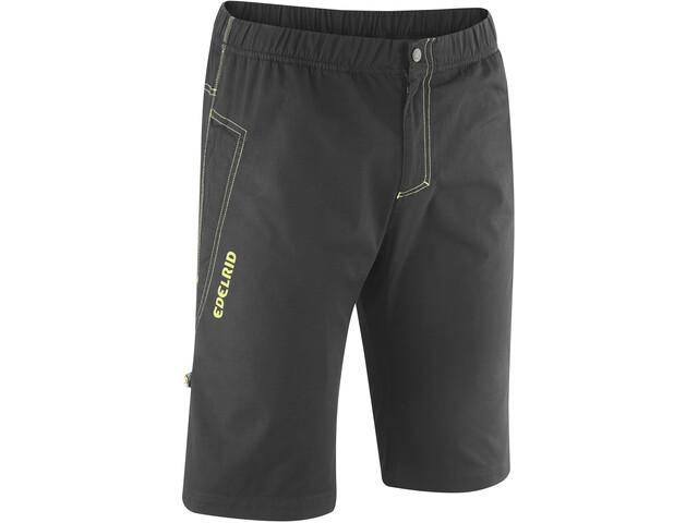 fd14d8a25396 Edelrid Monkee Signature Line - Shorts Homme - noir sur CAMPZ !